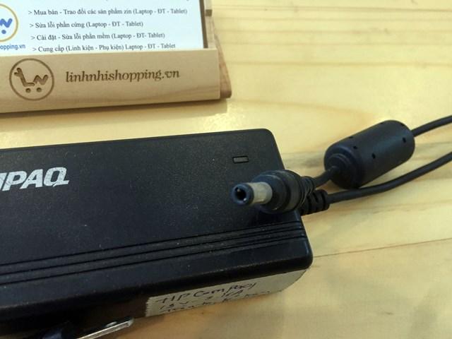 Sạc HP chính hãng 19v-3.16a Compaq