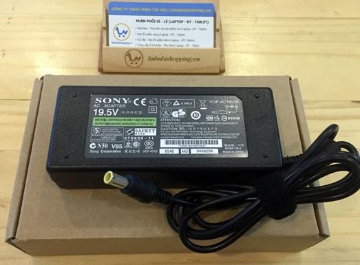 Sạc Sony Vaio Zin OEM 19.5v-4.7a (NEW)