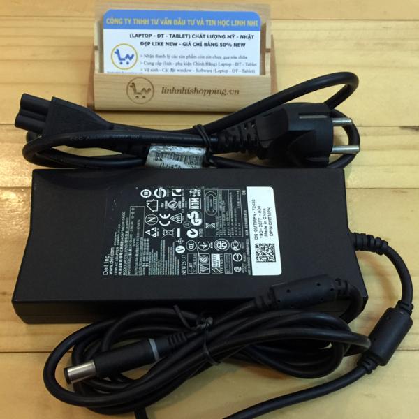 Sạc Zin laptop Dell 19.5V - 6.7A (Slim - Bóc Máy)