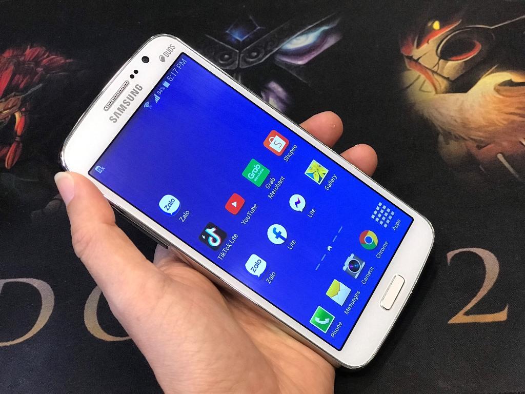 Samsung Grand 2 (G7102) Tốt Mọi Chức Năng, Ngoại Hình 99,99% Như Mới