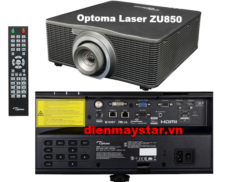 may-chieu-laser-optoma-zu850