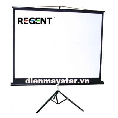 Màn chiếu 3 chân Regent 120inch (84'' × 84'')