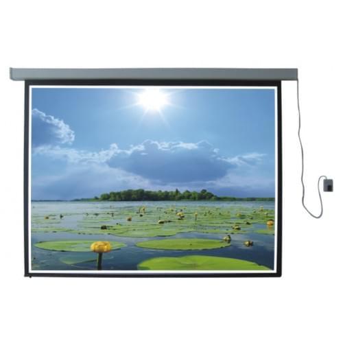 Màn chiếu điện Herin 200 inch (160'' x 120'')