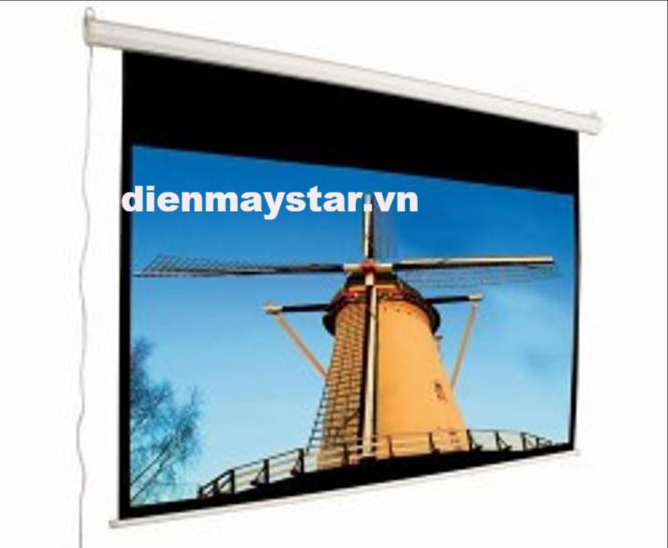 Màn chiếu treo tường Herin 150inch (120'' x 90'' )