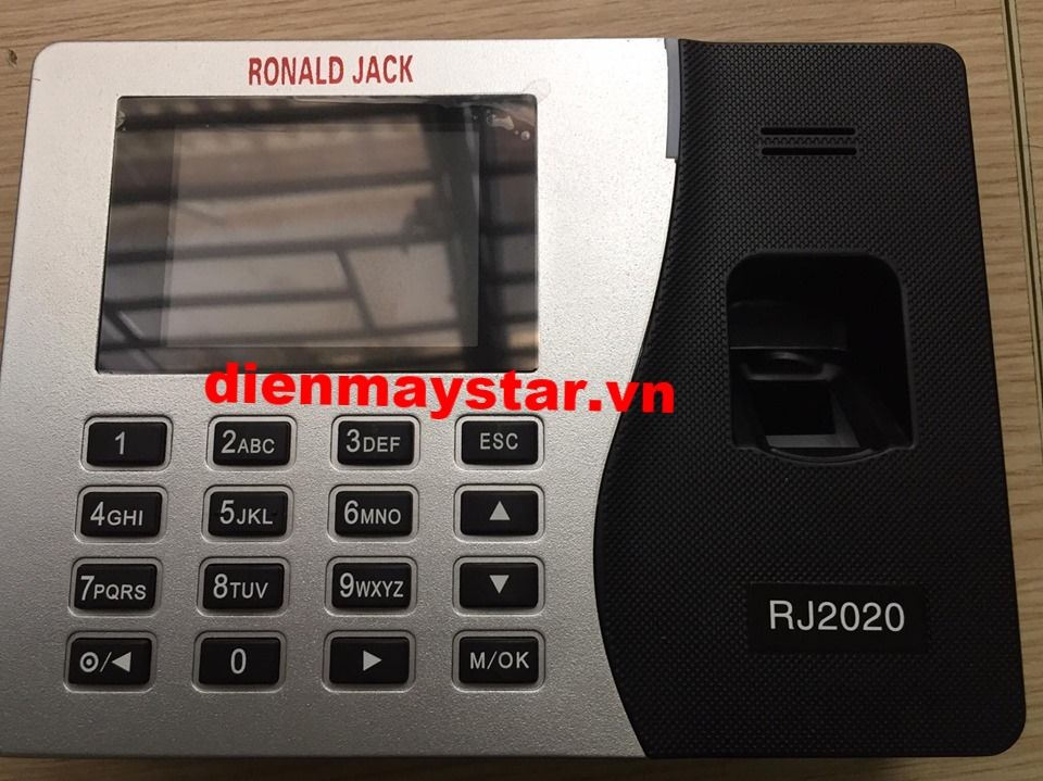 Máy chấm công Ronald Jack RJ2020