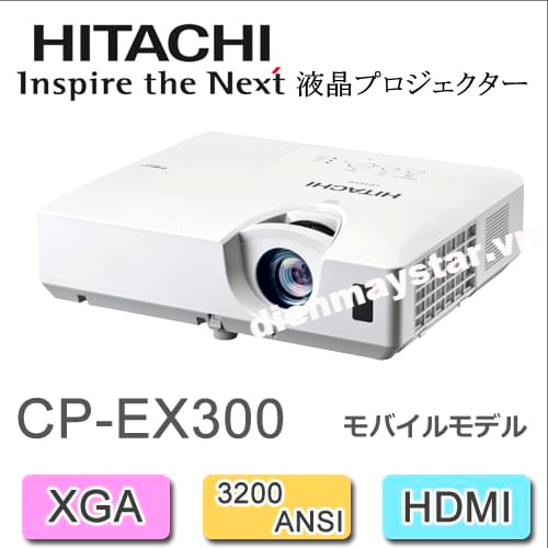 Máy chiếu Hitachi CP- EX300