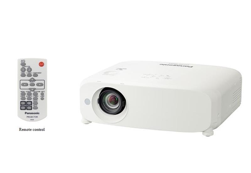 Máy chiếu Panasonic PT-VX600