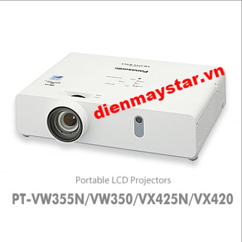 Máy chiếu Panasonic PT-VW350