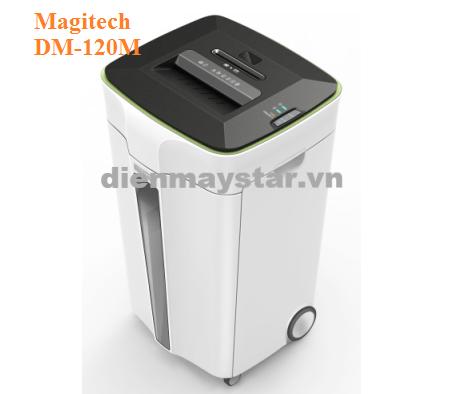 Máy hủy tài liệu Magitech DM-120M