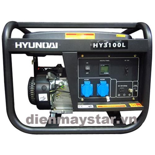 Máy phát điện Hyundai HY3100L
