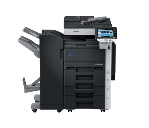 Máy photocopy Konica Minolta Bizhub 363