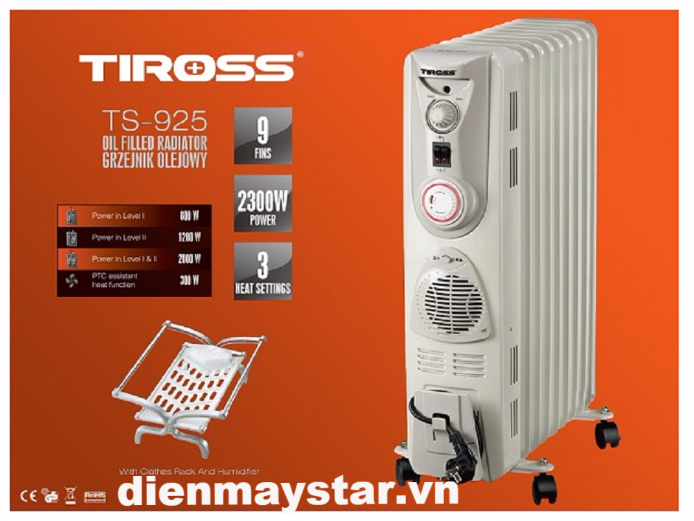may-suoi-dau-tiross-ts-925