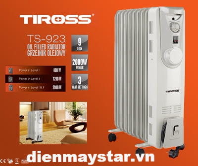 may-suoi-dau-Tiross-TS923