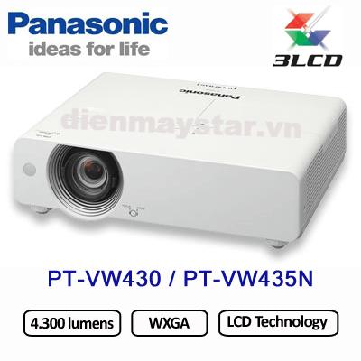 Máy chiếu Panasonic PT-VW430