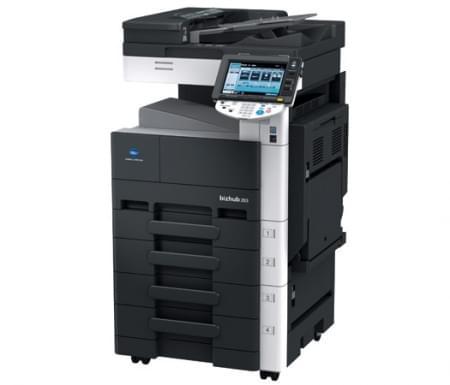 Máy photocopy Konica Minolta Bizhub 283