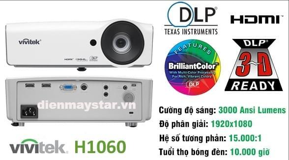 Máy chiếu Vivitek H1060