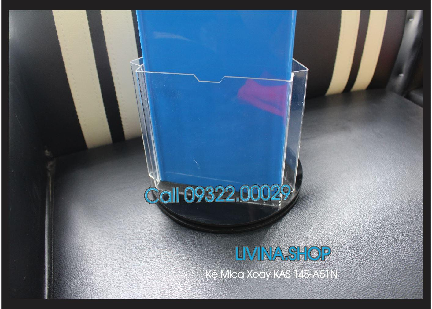 Kệ Mica Xoay KAS 148-A51N