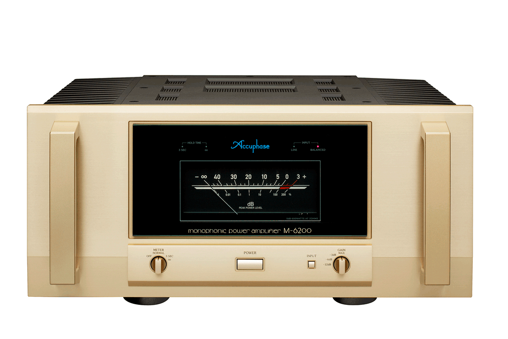 Power Amply Accuphase M6200