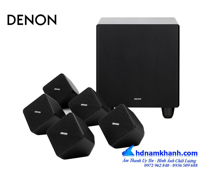 Bộ xem phim 13 triệu Denon X250BT + Loa 5.1 Denon SYS 2020 - 2