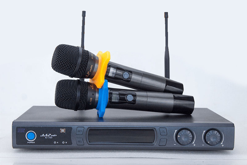 Micro Không Dây AAP K700