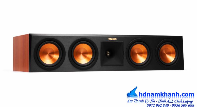 Loa center Klipsch RP- 450C, Âm thanh chân thực đến từ Mỹ