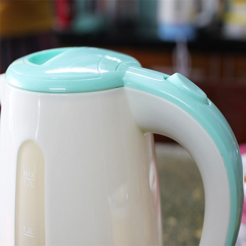 Ấm siêu tốc GL-0017N bằng nhựa ABS đảm bảo an toàn cho sức khỏe