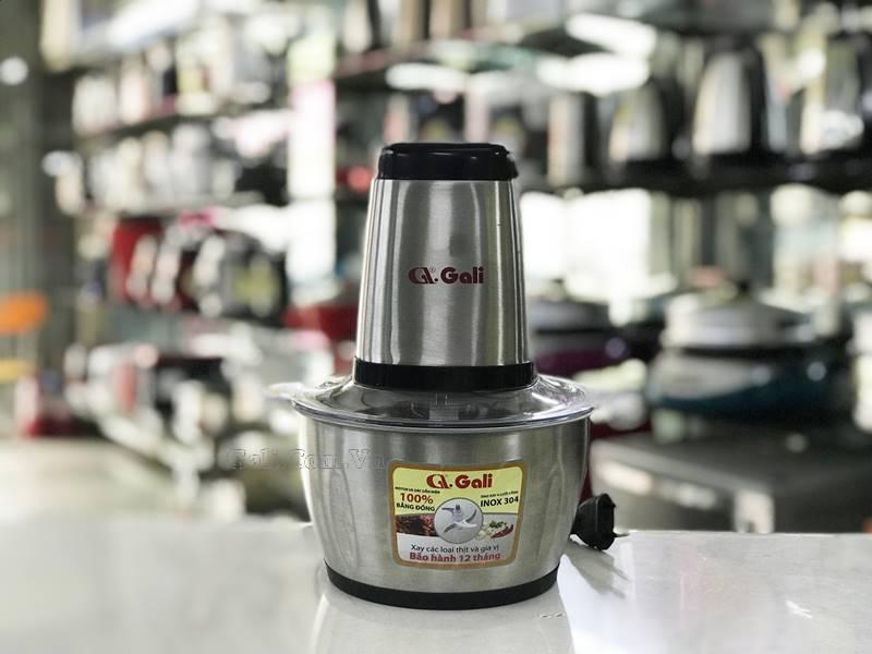 Thân máy xay thịt GL-1920 bằng kim loại sơn cách điện an toàn