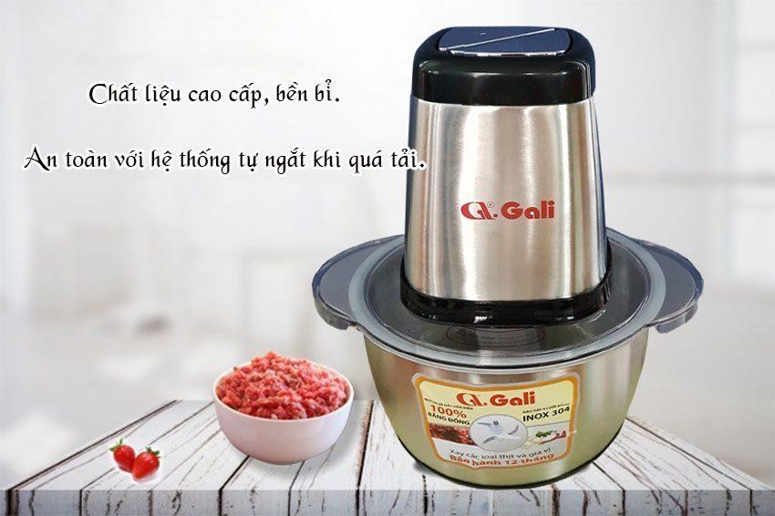 Chức năng của máy xay thịt Gali GL-1912