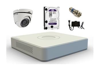 Bộ Camera HIKVISION siêu nét HD720P - 1080P
