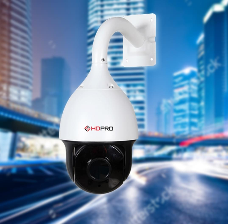 Camera speed Dome AHD 1.4/ Full HD quay quét zoom hồng ngoại HDP-4400ZAHD2.4