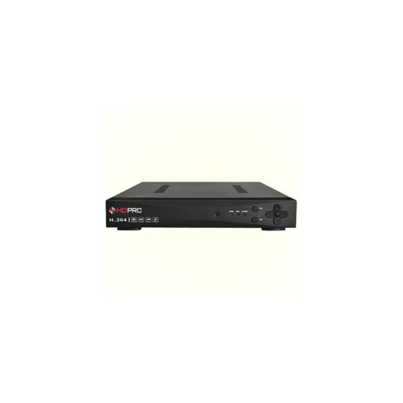 Đầu ghi hình 4 kênh HD 1080N. Chuẩn nén hình ảnh H264 HDP-1700AHD