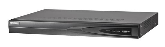 Đầu ghi hình camera IP  4/8/16 kênh DS-7604NI-K1/4P