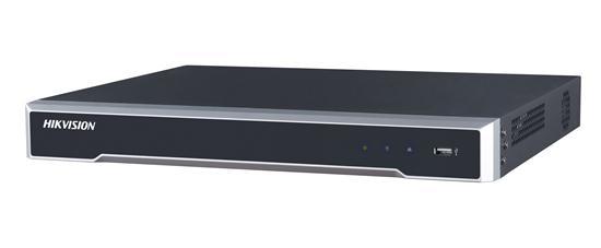 Đầu ghi hình camera IP  8/16/32 kênh DS-7608NI-K2/8P