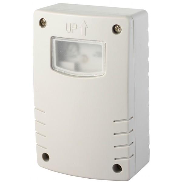 Công tắc cảm ứng ánh sáng KW-LS20A-TIME(KÍN NƯỚC IP44)