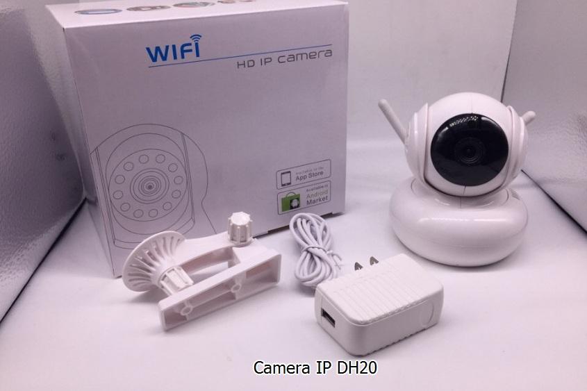 Camera Yoosee DH20 - tích hợp cảm biến