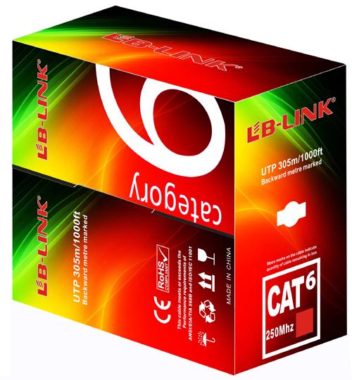 Dây mạng LBLINK CAT6