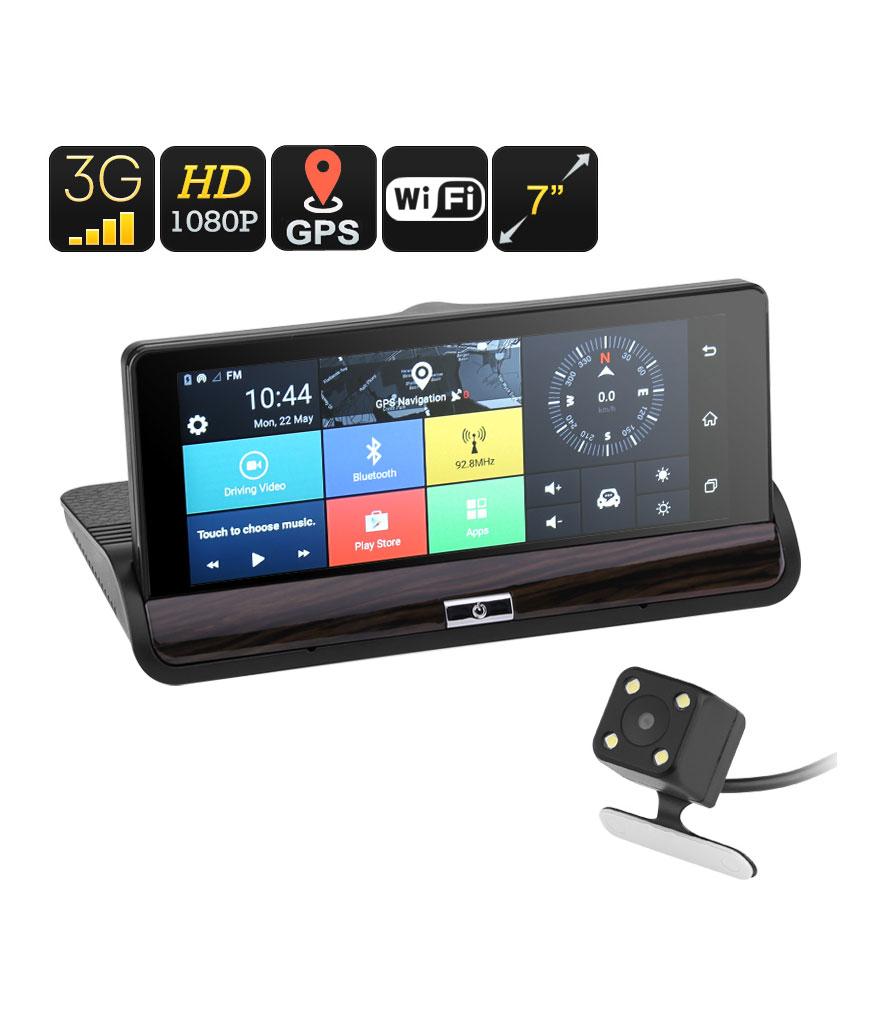 Camera hành trình Androids 3G AM-CM84T3G