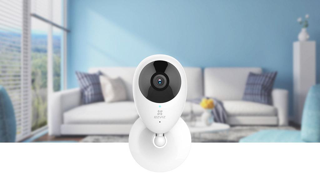 Camera wifi đa năng EZVIZ CS-CV206 2MPx - Chân đế có gắn nam châm