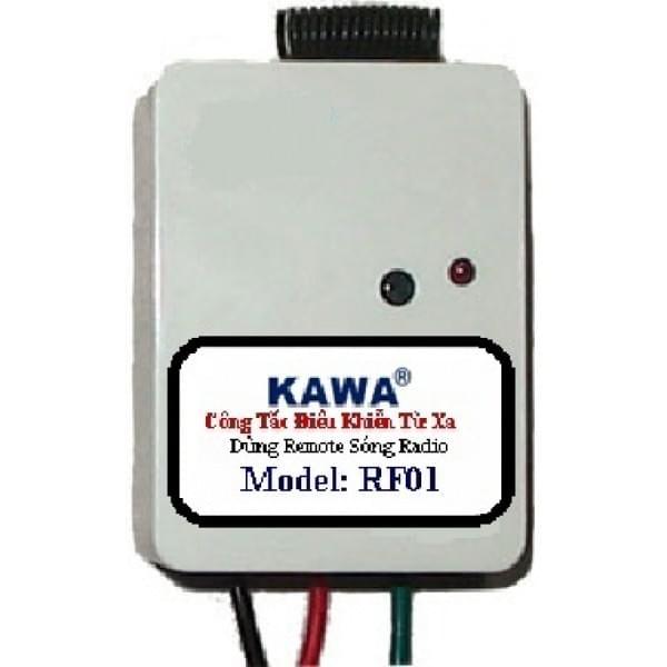 Hạt công tắc âm tường, điều khiển từ xa RF01