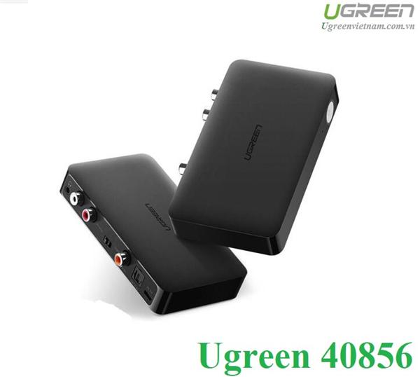 Thiết bị nhận Bluetooth Music Receiver 4.2 hỗ trợ APTX chính hãng Ugreen 40856