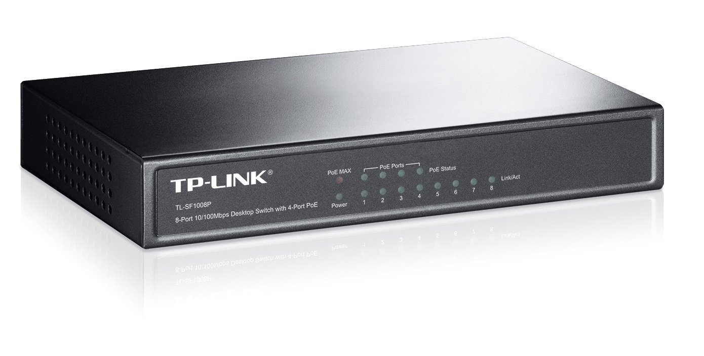 switch-poe-tp-link-tl-sf1008p