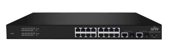 UNIVIEW Switch POE 16 cổng BT-6218FE-GESFP