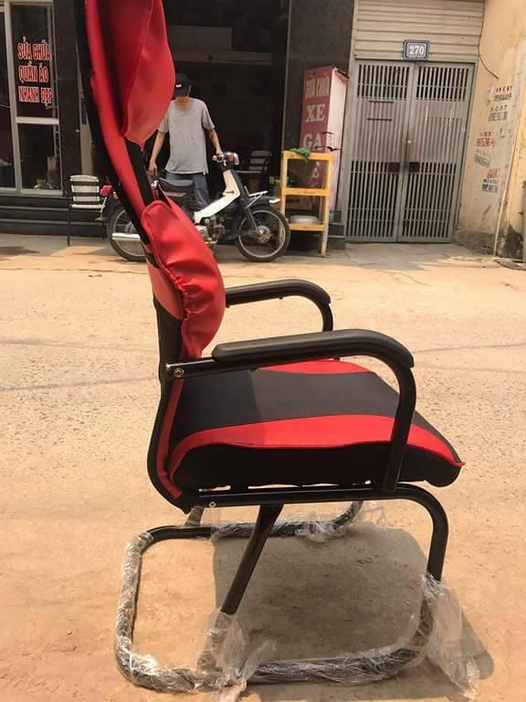 Ghế chơi game c16 màu đỏ