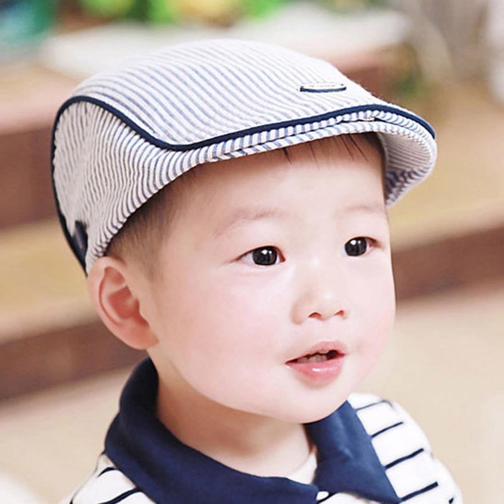 mũ nồi cho bé trai xinh