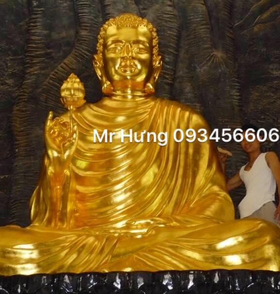 tượng phật Sơn Đồng