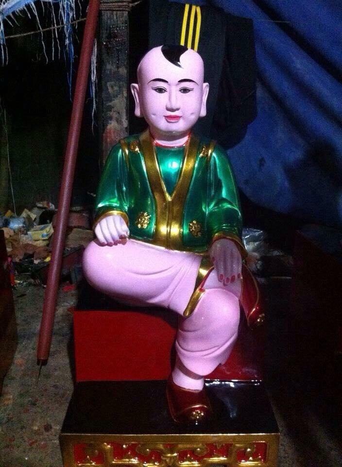 tượng thờ Sơn Đồng đẹp