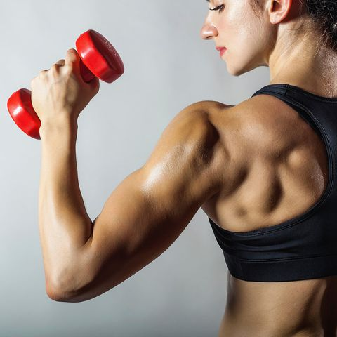 Nguyên tắc tập tạ để phát triển cơ bắp