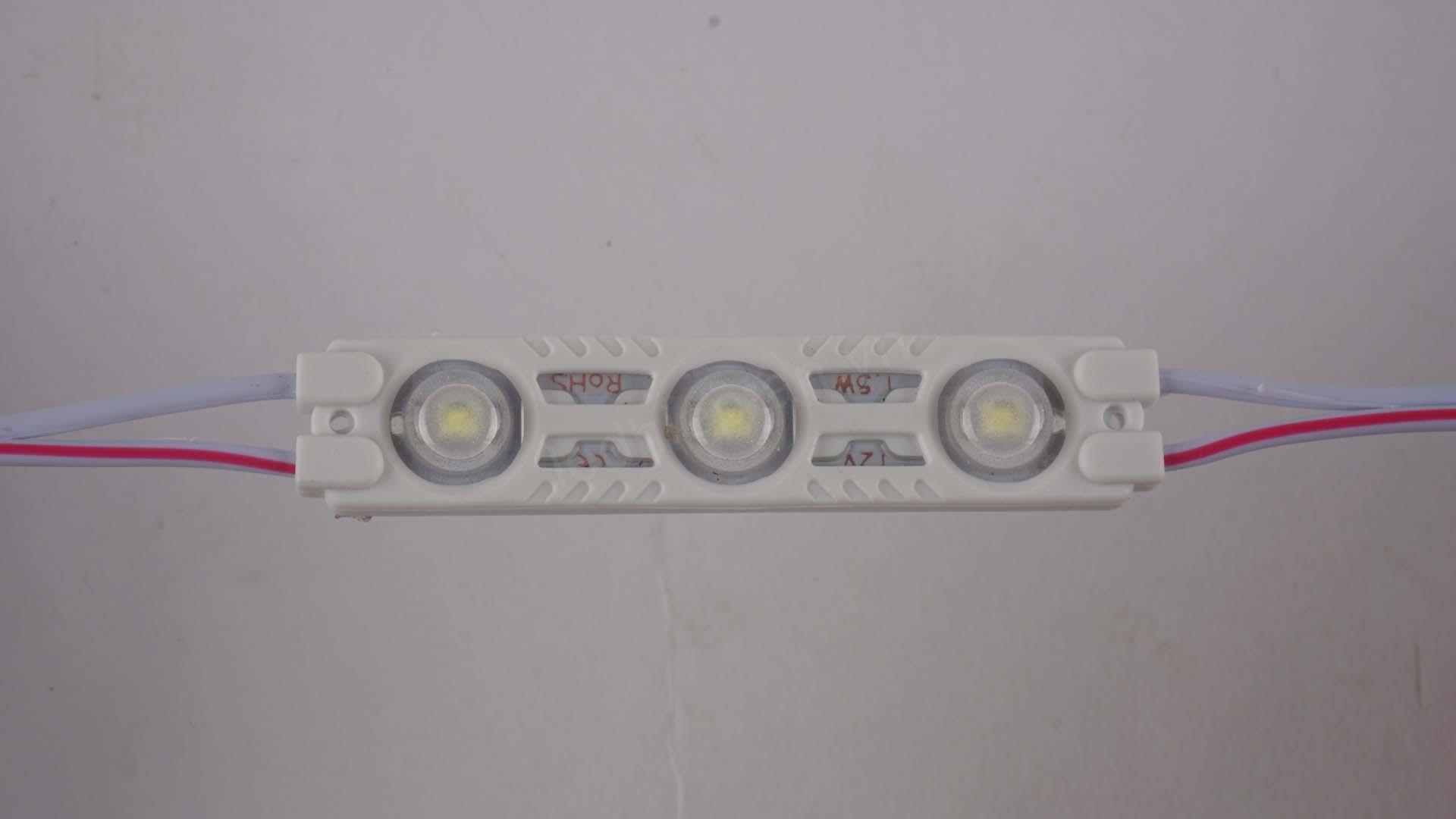 Module LED 3 bóng lotoo super 1.5w SMD2835 Trắng