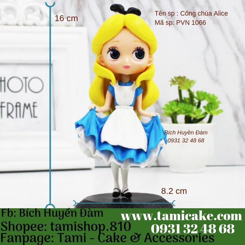 Phụ kiện trang trí- Công chúa Alice PVN1066