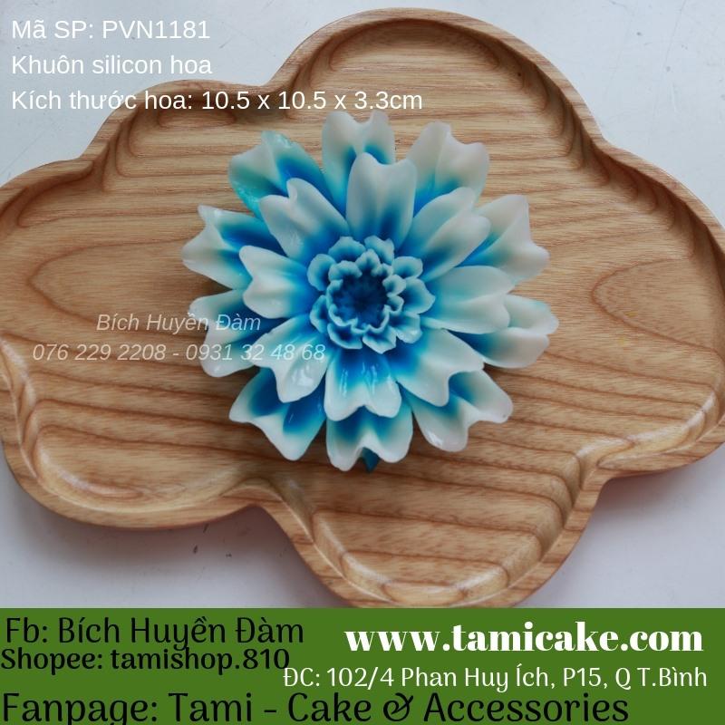 Khuôn silicon hoa PVN1181